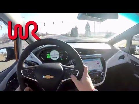 2017 Chevrolet Bolt EV - POV Test Drive & Review