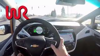 2017 Chevrolet Bolt EV - POV Test Drive & Review