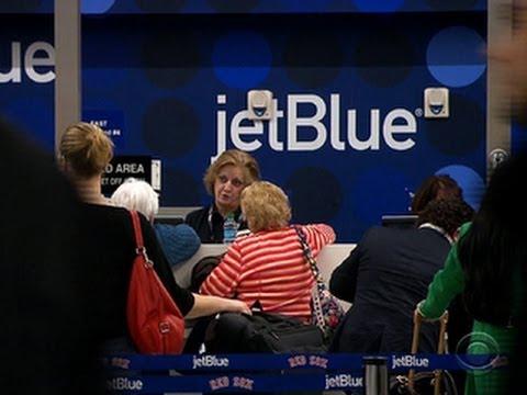 JetBlue grounds all New York, Boston flights