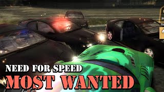 NEED FOR SPEED MOST WANTED #29 ДВЕ ЛОЖКИ БОМБЁЖКИ