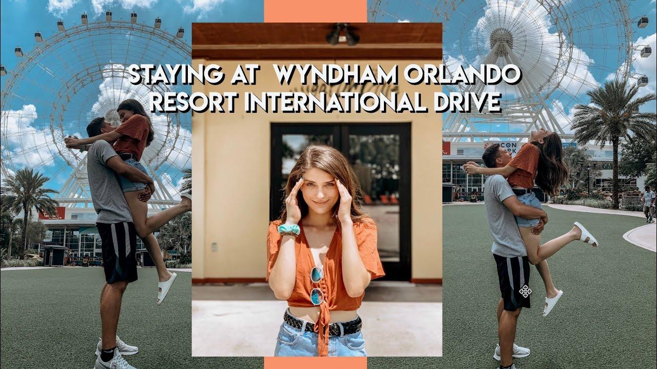Wyndham Orlando Resort Tour