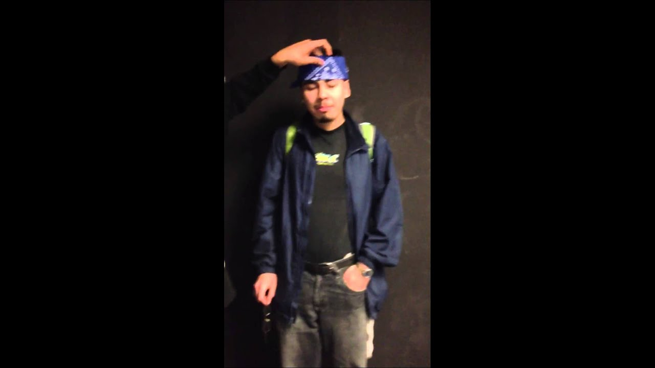 7636be4b63 Turning a nerd into a Cholo - YouTube