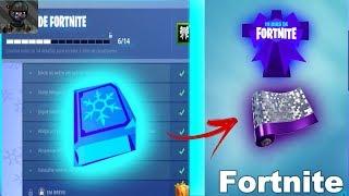Fortnite Battle Royale Resolvendo os Desafios ( 14 dias de Fortnite) dia 10