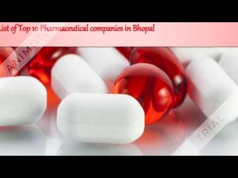 List Of Pharma Companies in Bhopal   Pharmaceutical