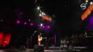 Mon Laferte/Amor completo(Festival de Viña del mar 2017)