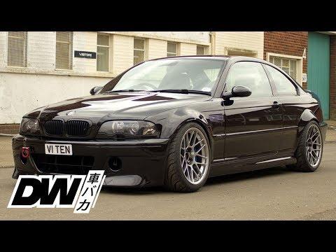 V10 BMW E46 M3 Exhaust Valve - Sounds like an F1 Car