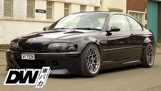 V10 BMW E46 M3 Exhaust Valve - Sounds like an F1 Car