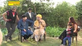 Modern Lugaii 1 Santram Banjara, Pushpa Gussaiin Haryanavi Comedy Natak