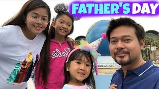 FATHER'S DAY 2018 with KAYCEE & RACHEL thumbnail