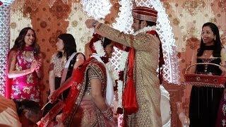Kanchan & Navin's Cinematic Wedding Highlights