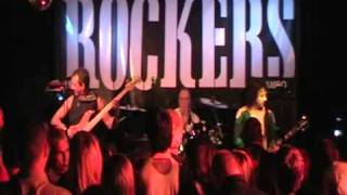 The Sensational Alex Harvey Tribute Band - The Last of the Teenage Idols - Live @ Rockers April 2010