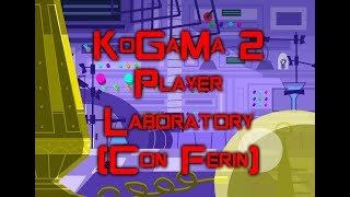 KoGaMa 2 PLAYER LABORATORY (Con Ferin)