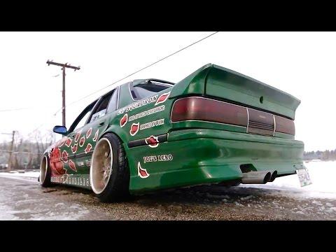 Zero F*cks Given | 1JZ-Swapped Toyota Cressida