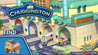 Chuggington Puzzle Stations! - Educaтional Jigsaw Puzzle Game for Kids By Budge Studios
