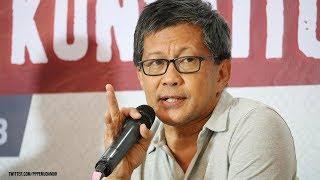 Download Video Diminta Berhenti Kritik Pemerintah, Rocky Gerung Beri Jawaban Sarkas MP3 3GP MP4