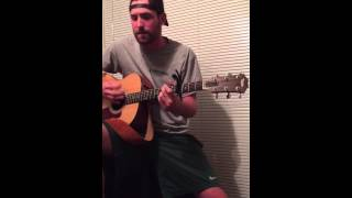 "Cover of ""Hurricane"" by Luke Combs"