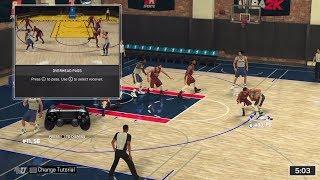 NBA 2K18 Controls Guide (PS4)