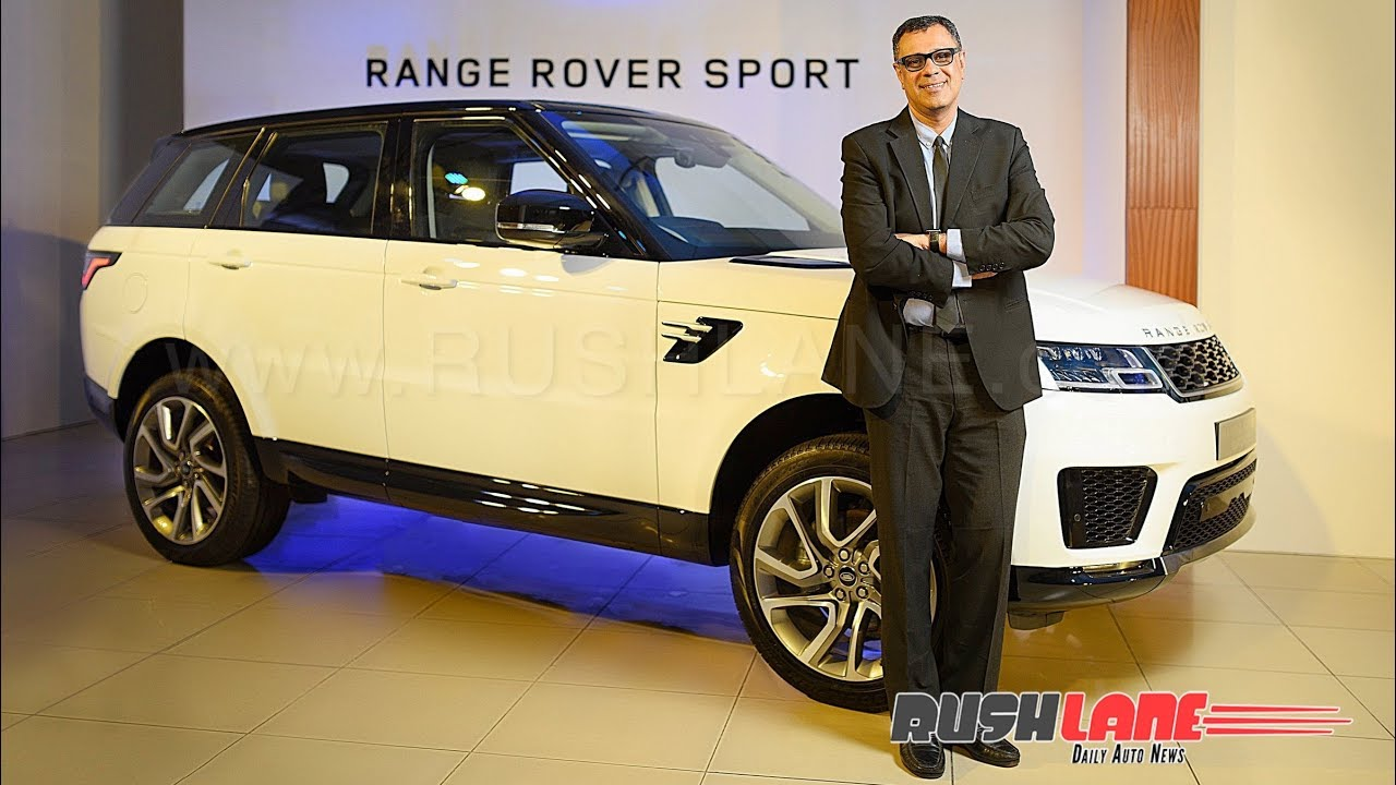 2018 Range Rover Sport India launch - Price Rs 99.48 lakhs