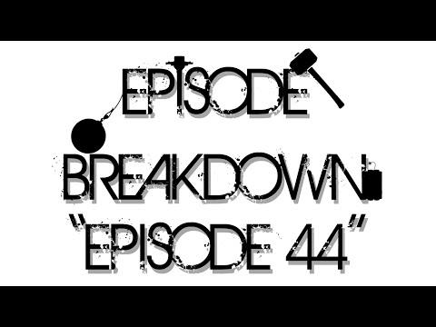 Dragonball Z Abridged Breakdown: Episode 44 - TeamFourStar (TFS)