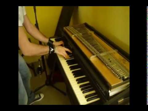 Rock on Rhodes MkII E.Piano with Andy Baldassari ( BG's Instrument Crumar )
