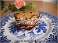 しっとりフルーツケーキのレシピ ( How to make fruit cake. )