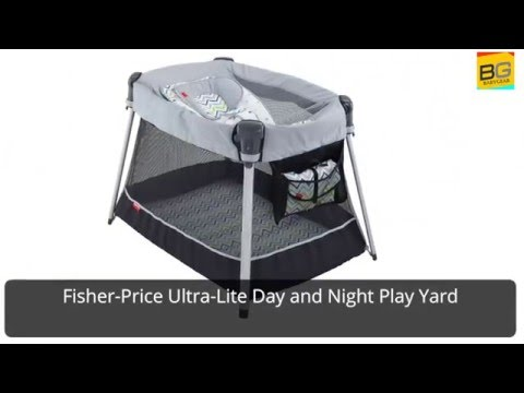 Fisher Price Ultra Lite Day And Night Play Yard Reviews 2016