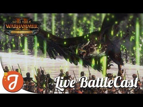 Autogen It On Occasion | Wood Elves Vs Tomb Kings | Total War: Warhammer II