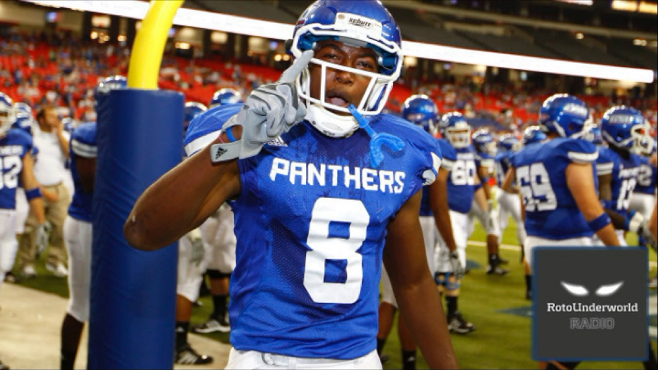 promo code a0639 61821 Robert Davis vs. Krishawn Hogan: Which big small school WR prospect will  find NFL success?
