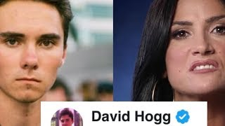 David Hogg just perfectly trolled the NRA over their Russian spy