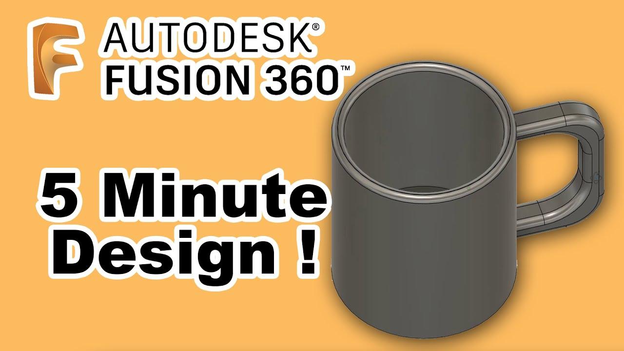 5 Minute Designs - Coffee Mug