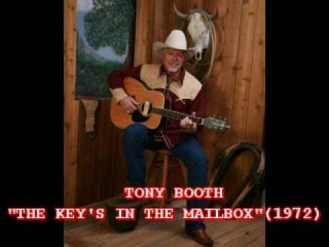 TONY BOOTH -
