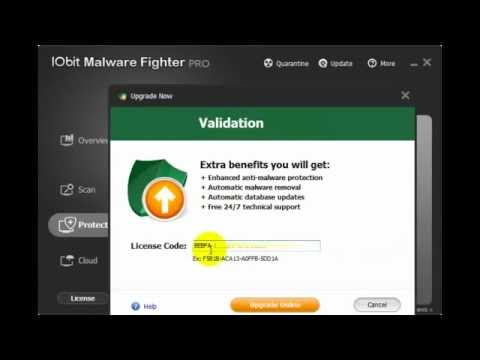 iobit malware fighter 6 pro serial