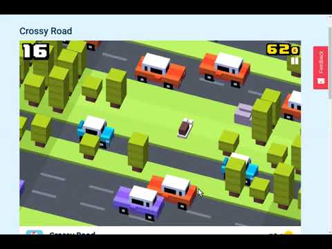 Crossy Road Online Play Crossy Road For Free At Poki