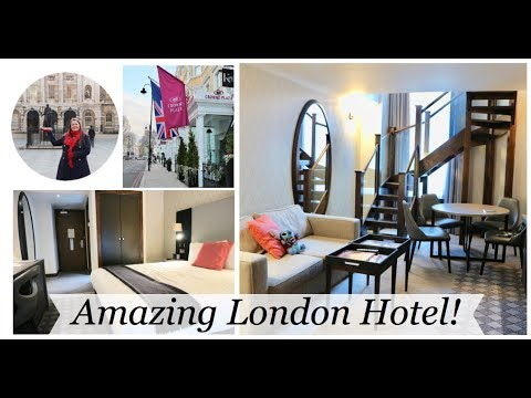 crowne-plaza-kensington-🇬🇧-london-hotel---amazing-2-story-suite