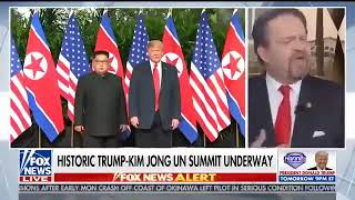 Sean Hannity Fox News 6 12 18   Singapore   singapore summit live !