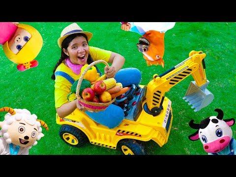 Old MacDonald Had a Farm - Kids Nursery Rhymes Songs