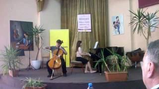D.Popper | Polonaise de Concert Op.14