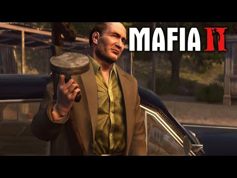 Mafia 2 - Chapter #8 - The Wild Ones
