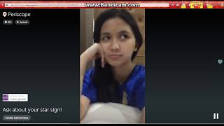 ASHILLA ON PERISCOPE: ASK YOUR SIGN (2/3)