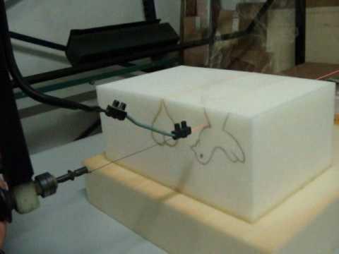 conseil d coupe du polystyr ne extrud avec un fil chaud doovi. Black Bedroom Furniture Sets. Home Design Ideas