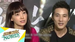 Showbiz Korea - Top Five Most Romantic Celebrity Couples 대한민국 최강 스타 커플