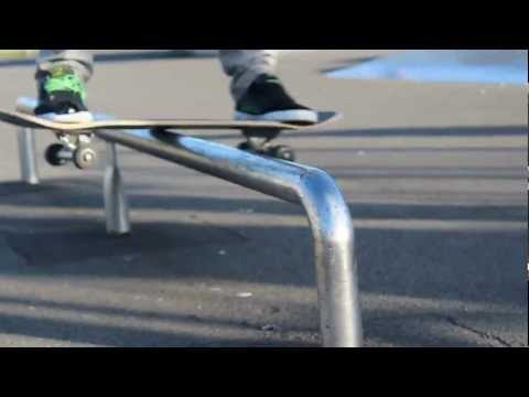 Christopher McCulloch 2012  Skate Edit