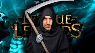 Lol, ce jeu bien trop facile (League of Legends)
