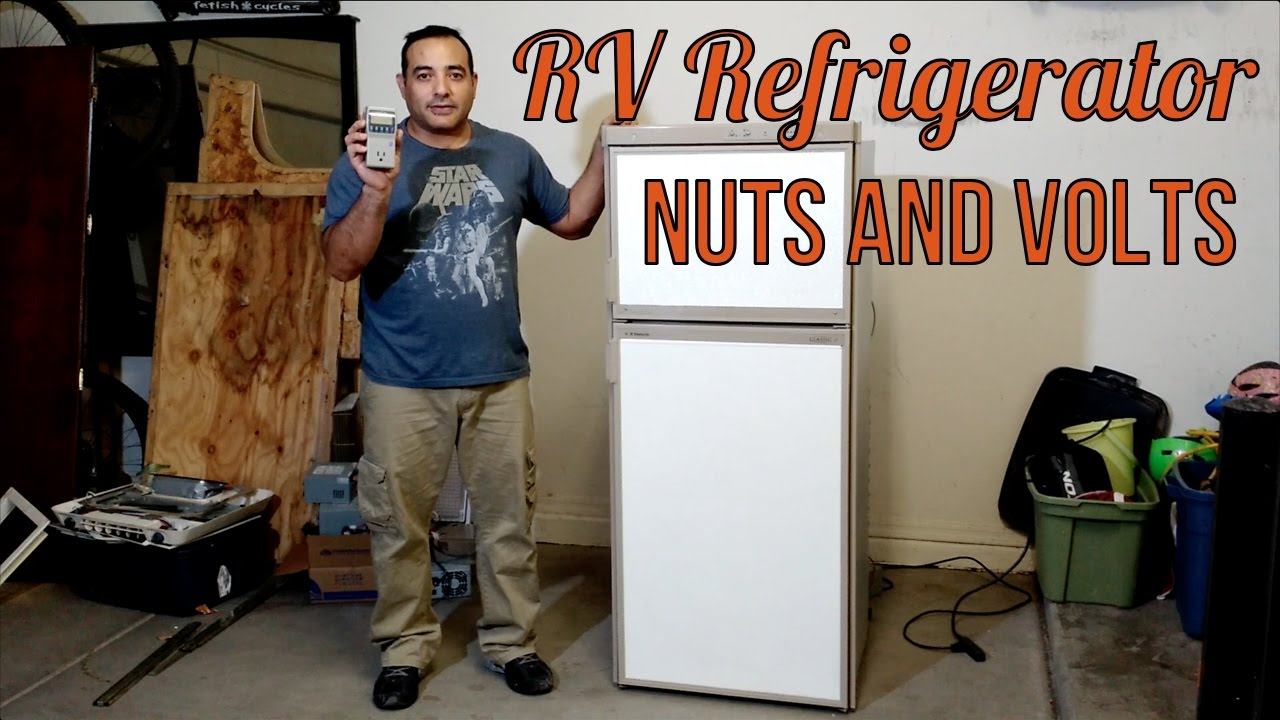 The Nuts and Volts of our RV Refrigerator | Beginning from this Morning