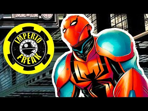 Spider-Man Tiene Nueva Armadura (Antes De Superior Spider-Man) - Historia completa COMIC NARRADO