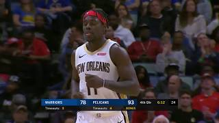 New Orleans Pelicans vs Golden State Warriors | November 17,2019