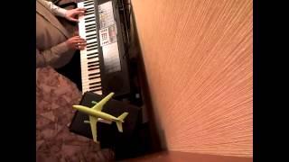 """Музыка из к/ф """"Отпуск за свой счет"""" - Главная тема (synthesizer cover)"""