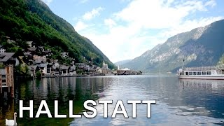 HALLSTATT a wonderful salty town - Austria roadtrip 03: | Travel Vlog