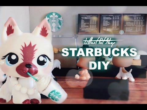 DIY Littlest Pet Shop Starbucks from YouTube · Duration:  10 minutes 38 seconds