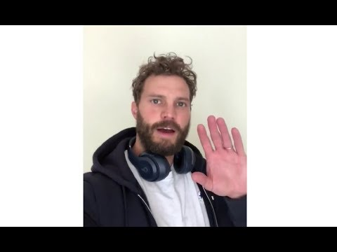 Jamie Dornan's message of support to the trainees at Stepping Stones NI